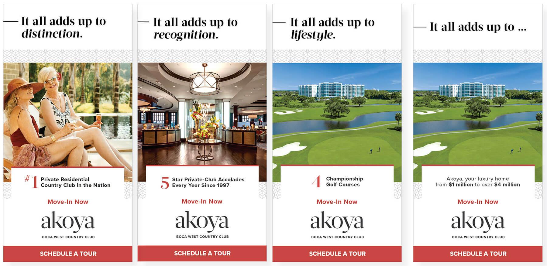 Akoya Digital Ads