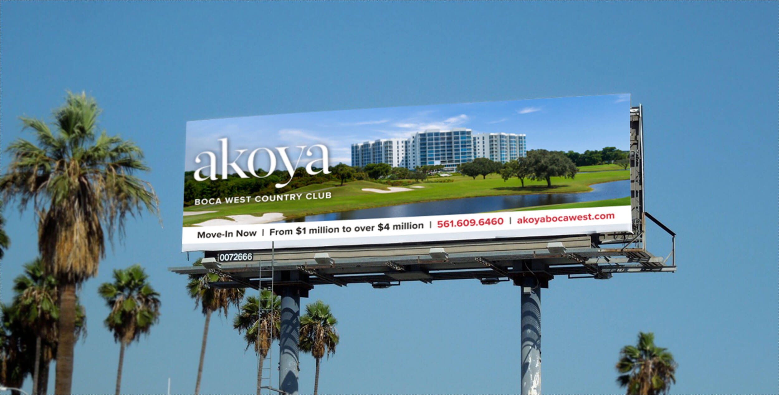 Akoya Billboard