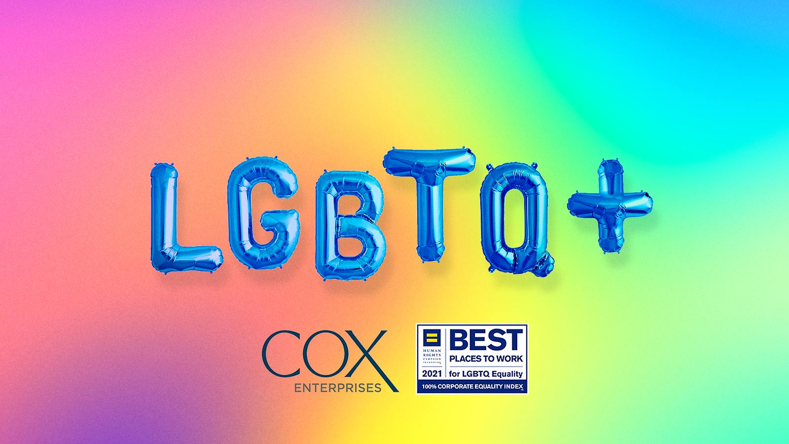 Best Place To Work for LGBTQ+